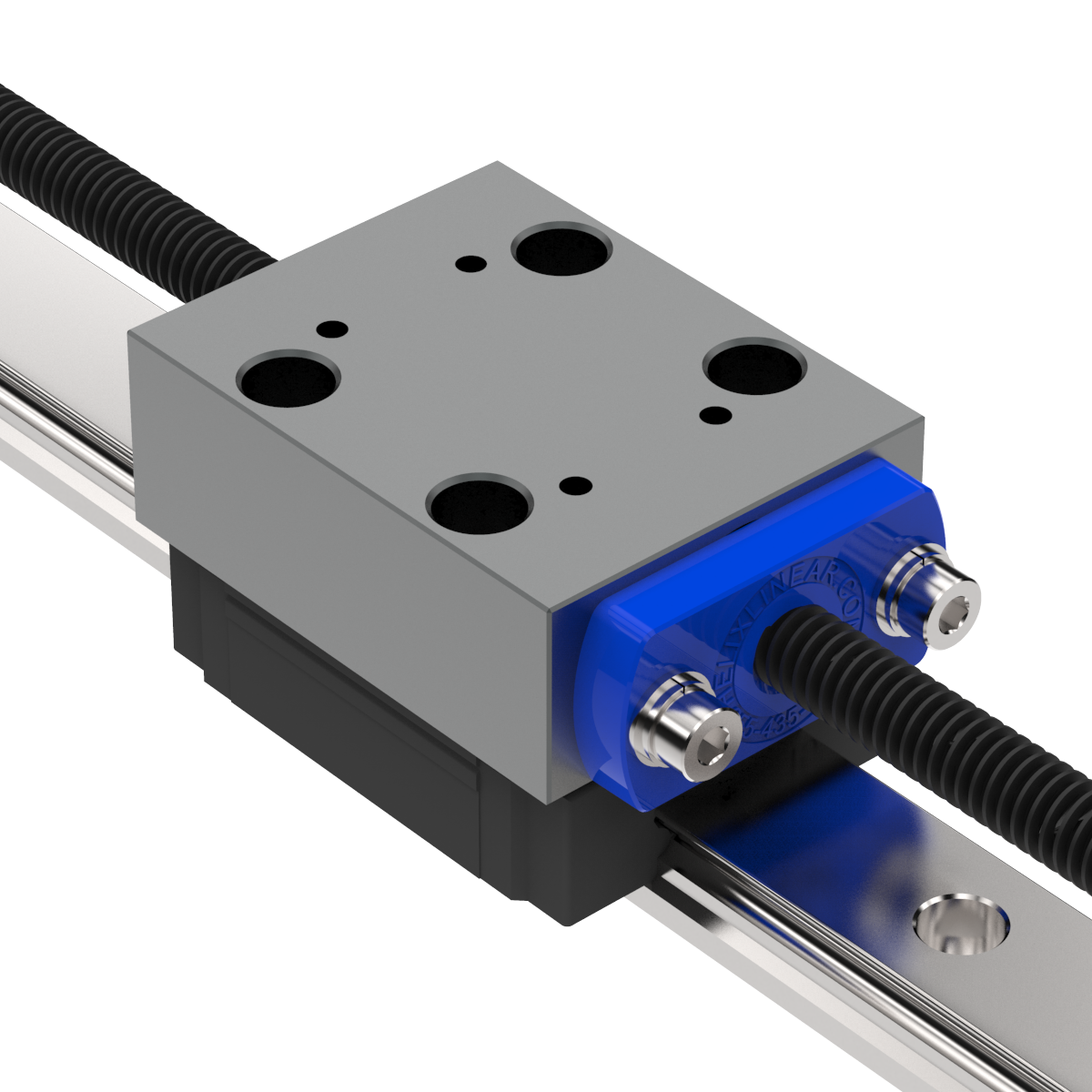 Profile Rail Linear Actuator - PRA-11D-025