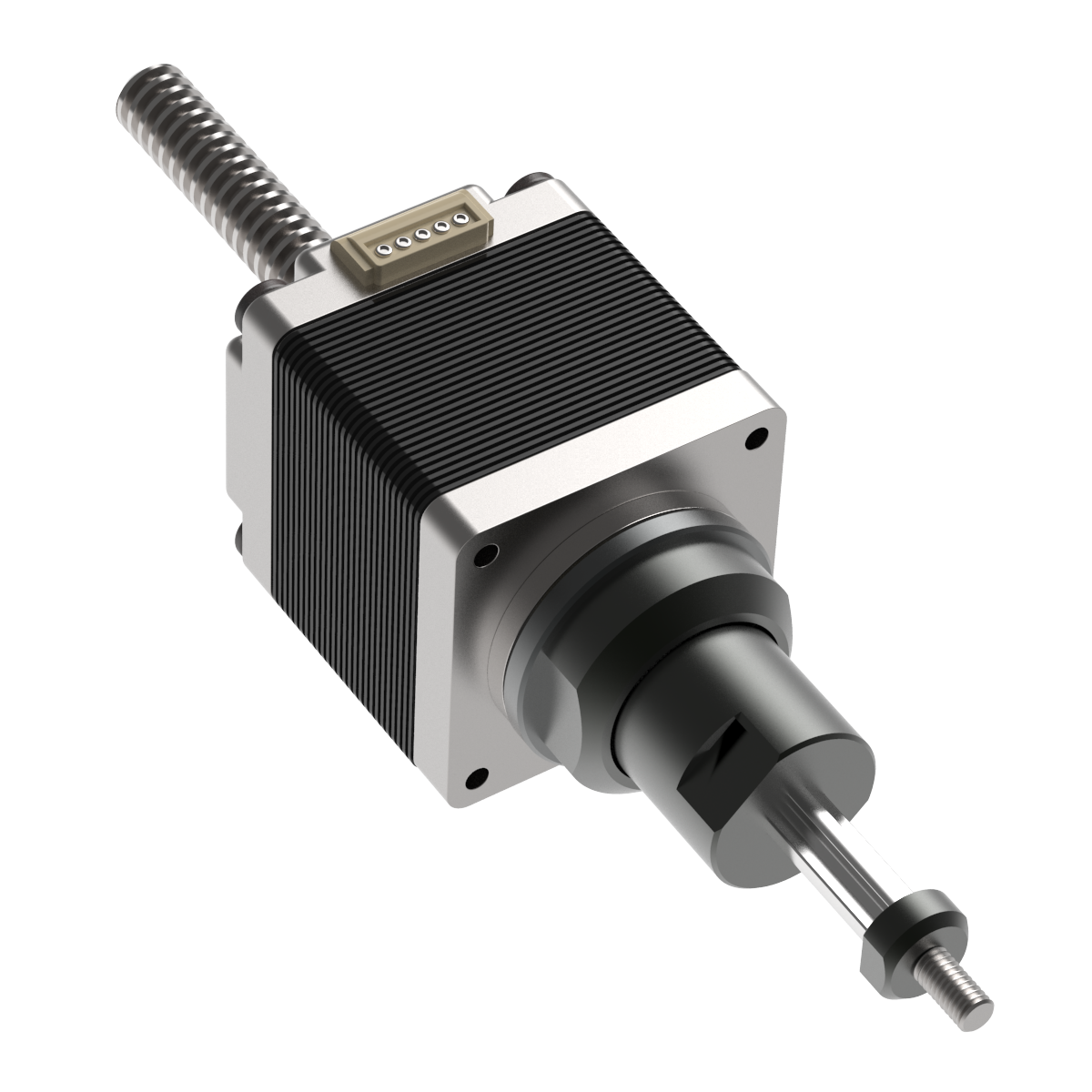 Captive Linear Actuator - SMA-11D2.1V-C-018-025-19.1