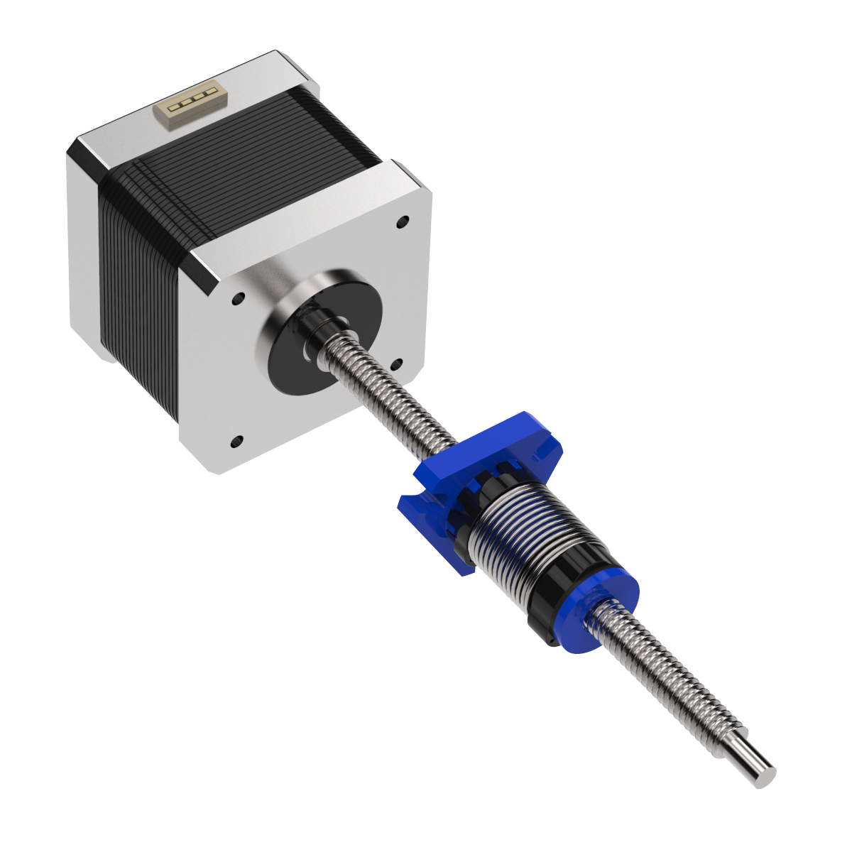 External Stepper Actuator