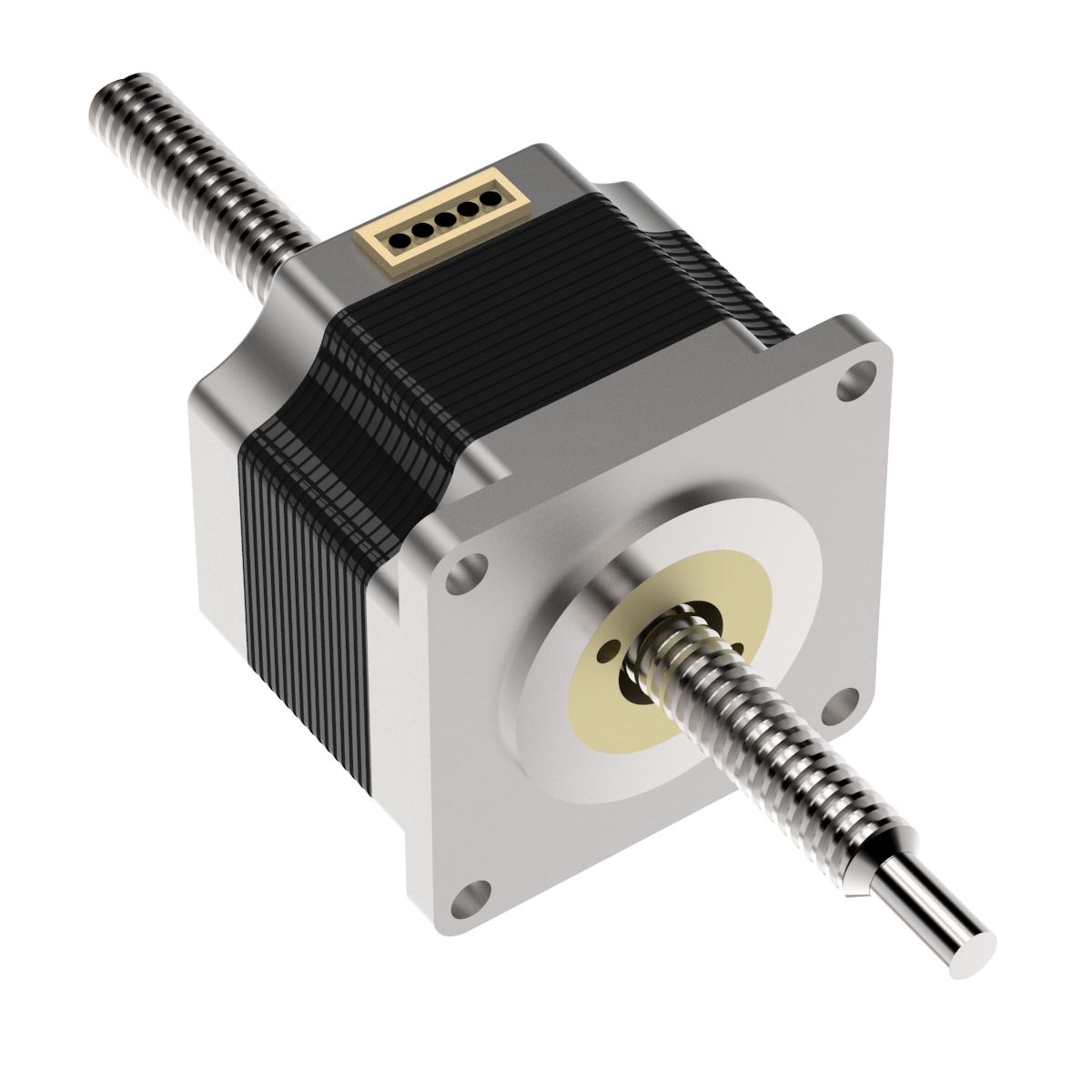 Non-Captive Stepper Actuator